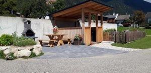 Bild Garten + Grillzone