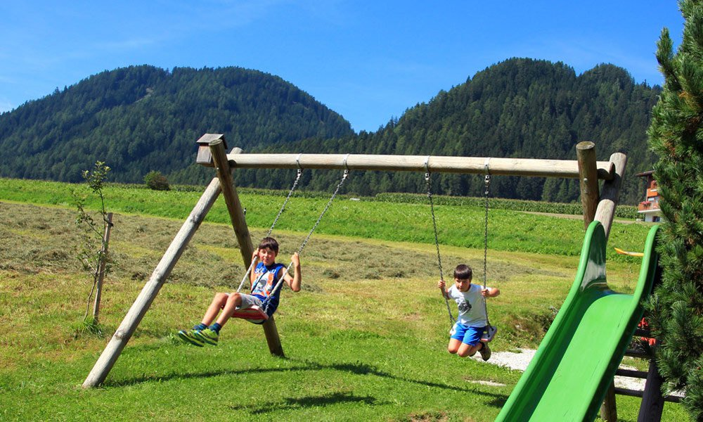 A stay at the children's farm in South Tyrol is a truly unique experience for kids
